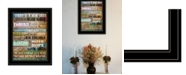 "Trendy Decor 4U Trendy Decor 4U Today Is by Marla Rae, Ready to hang Framed Print, Black Frame, 15"" x 19"""