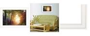 "Trendy Decor 4U Color Overdose by Martin Podt, Ready to hang Framed Print, White Frame, 21"" x 15"""
