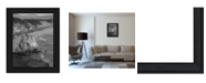 "Trendy Decor 4U Strength By Trendy Decor4U, Printed Wall Art, Ready to hang, Black Frame, 15"" x 19"""