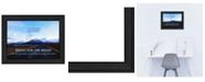 "Trendy Decor 4U Goals By Trendy Decor4U, Printed Wall Art, Ready to hang, Black Frame, 14"" x 10"""