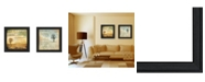 """Trendy Decor 4U Meaning Collection By Marla Rae, Printed Wall Art, Ready to hang, Black Frame, 42"""" x 21"""""""