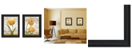 """Trendy Decor 4U Paris Collection By Ed Wargo, Printed Wall Art, Ready to hang, Black Frame, 14"""" x 18"""""""