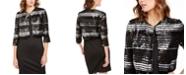 R & M Richards Sequined Bolero Jacket