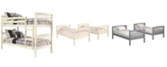 iNSPIRE Q Simone Convertible Bunk Bed, Twin