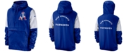 Nike Men's New England Patriots Historic Anorak Jacket