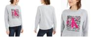 Calvin Klein Jeans Zebra Logo Sweatshirt