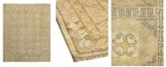 "Timeless Rug Designs CLOSEOUT! One of a Kind OOAK908 Hazelnut 8' x 9'8"" Area Rug"