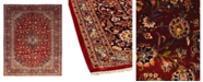 """Timeless Rug Designs CLOSEOUT! One of a Kind OOAK1490 Orange 9' x 13'3"""" Area Rug"""