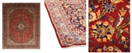 """Timeless Rug Designs CLOSEOUT! One of a Kind OOAK1528 Orange 10' x 13'7"""" Area Rug"""