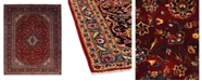 """Timeless Rug Designs CLOSEOUT! One of a Kind OOAK1556 Red 9'8"""" x 13'3"""" Area Rug"""
