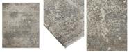 "Timeless Rug Designs One of a Kind OOAK2464 Beige 8'1"" x 9'10"" Area Rug"