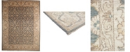 """Timeless Rug Designs CLOSEOUT! One of a Kind OOAK3862 Mocha 9'3"""" x 12'3"""" Area Rug"""