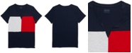 Tommy Hilfiger Women's T-Shirt with Wide Neck Opening