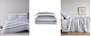 Truly Soft Curtis Stripe Full/Queen Quilt Set