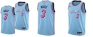 Nike Men's Dwyane Wade Miami Heat City Edition Swingman Jersey