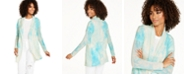 Charter Club Marled Cashmere Cardigan, Created for Macy's