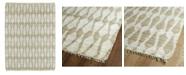 Kaleen Matira Mat01-32 Tangerine 3' x 5' Area Rug