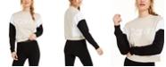 Calvin Klein Colorblocked Fleece Sweatshirt