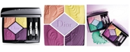 Dior 5 Couleurs Eyeshadow Palette - Glow Vibes Limited Edition