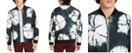 INC International Concepts INC Men's Lockfield Tie-Dye Jacket, Created for Macy's