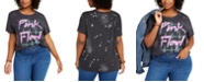 Love Tribe Trendy Plus Size Pink Floyd T-Shirt, Created for Macy's