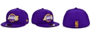 New Era Los Angeles Lakers Triple Threat 59FIFTY Cap