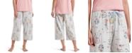 Hue Fishbowl Cocktail Capri Women's Pajama Pant