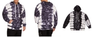 Mvp Collections By Mo Vaughn Productions MVP Collections Men's Big & Tall Tie-Dye Long Sleeve Pullover Hoodie