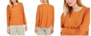 Eileen Fisher Organic Crewneck Sweater