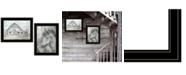 Trendy Decor 4U Trendy Decor 4u True Spirit Horses 2-piece Vignette by Debi Coules Collection