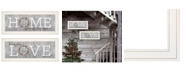 Trendy Decor 4U Trendy Decor 4u Where Our Story Begins 2-piece Vignette by Marla Rae Collection