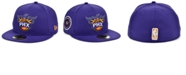 New Era Phoenix Suns The Circle Patch 59FIFTY-FITTED Cap