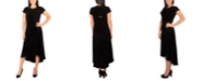 NY Collection Petite High-Low Dress