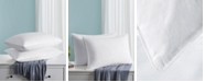 UNIKOME 2 Pack White Goose Feather & Down Bed Pillows