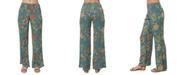 O'Neill Juniors' Johnny Floral-Print Pants