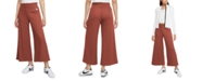 Nike Women's Femme Cropped Wide-Leg Pants