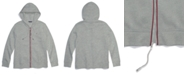 Tommy Hilfiger Women's Hoodie with Magnetic Zipper Closure