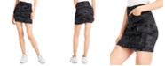 GUESS Cargo Denim Mini Skirt