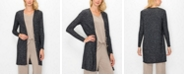 COIN 1804 Women's Cozy Button-Up Cardigan