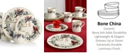 Lenox Winter Greetings 12-Pc. Dinnerware Set, Service for 4