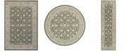 JHB Design Tidewater Tabriz Brown/ Ivory Area Rugs
