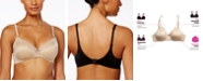 Maidenform Comfort Devotion Extra Coverage Shaping with Lift Wireless Bra 9456