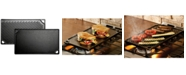 """Lodge Logic Cast Iron 16.75"""" Double Play Reversible Grill & Griddle"""