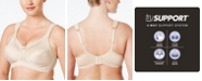 Playtex 18 Hour Post Surgery Comfort Lace Wireless Bra 4088, Online Only
