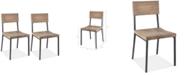 Furniture Treton Dining Chairs (Set Of 2)