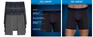 Hanes Men's 4-Pack X-Temp Performance Boxer Briefs