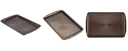 "Circulon Symmetry Nonstick Chocolate Brown 11"" x 17"" Cookie Pan"