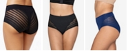 bb760085c68ee Leonisa Women s Light Control Sheer-Panel Brief 012903   Reviews ...