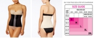 Maidenform Women's  Firm Control Waist Trainer Easy Up Easy Down Pull On 2368
