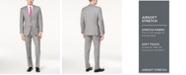 Michael Kors Men's Classic-Fit Airsoft Stretch Solid Suit Separates